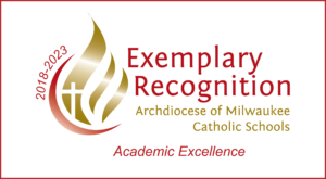 St. John XXIII Catholic School received Exemplary Recognition